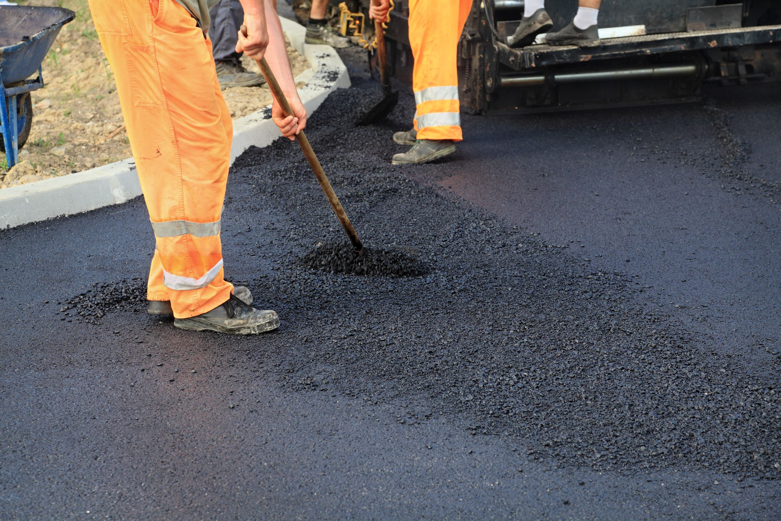 Asphalt Paving Company in Ellicott City, Maryland | A&M Asphalt Paving