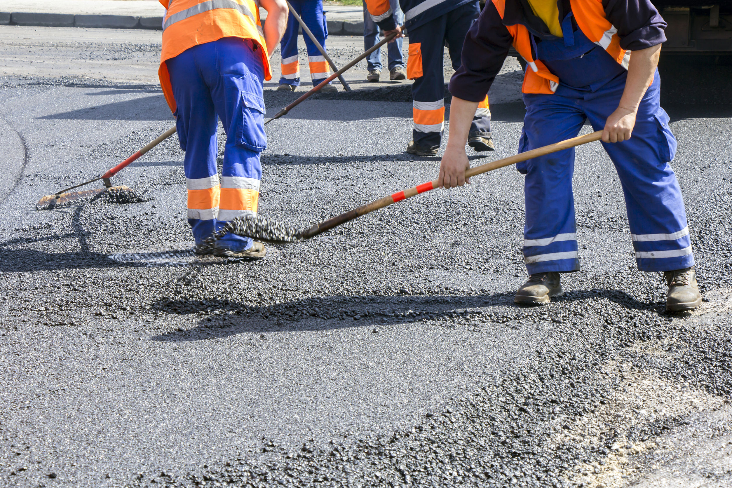Asphalt Paving Company in Arbutus, Maryland | A&M Asphalt Paving