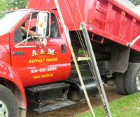 blacktop paving company in MD -- A&M Asphalt Paving